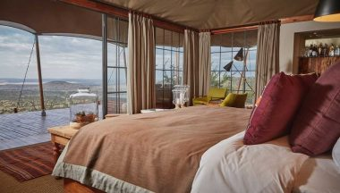 Elewana Opens New Five-Star Luxury Tented Camps Loisaba Lodo Springs - TRAVELINDEX