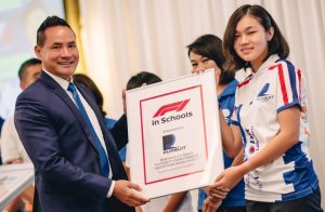 F1 in Schools Thailand Hosts Awards Ceremony for Champions