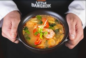 Little Bangkok to Show Authentic Thai food  at World Expo 2020 Dubai