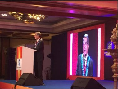 A bright Light in SKAL Asia Congress 2019 - TRAVELINDEX
