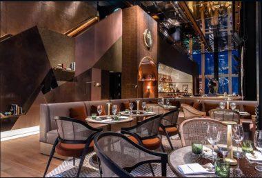 Thailand's Highest Restaurant and Bar Ospen at Mahanakhon Sky Bar - TRAVELINDEX