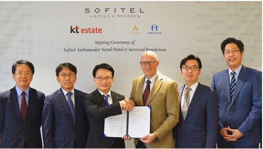 Accor Launches first Sofitel Hotel & Serviced Residences in Seoul - TRAVELINDEX