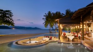 The Naka Island Wins Five Prestigious Awards