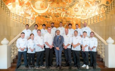 20th World Gourmet Festival Raises Substantial Amount for Charity - TRAVELINDEX
