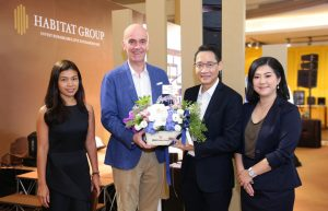 Best Western Hotels Congratulates Habitat Group on New Corporate Branding