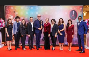 Best Western Triumphs at TTG Travel Awards and Enters Prestigious Travel Hall of Fame