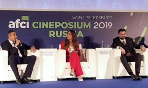 Cineposium Held Concurrently with UNWTO General Assembly