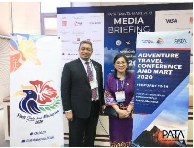 Malaysia to host PATA Adventure Travel Conference and Mart 2020 - TRAVELINDEX