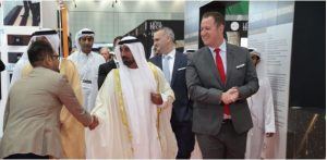 H.H. Sheikh Ahmed bin Saeed Al Maktoum Inaugurates Middle East Design and Hospitality Week