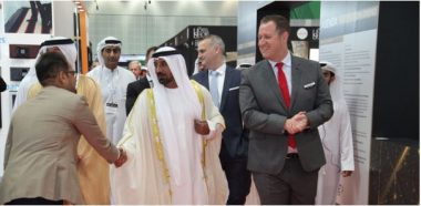 H.H. Sheikh Ahmed bin Saeed Al Maktoum Inaugurates Middle East Design and Hospitality Week - TRAVELINDEX