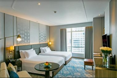 Centara Begins THB 650 Million Upgrade at Flagship Bangkok Hotel - TRAVELINDEX