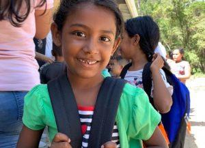 Skal Thailand Donates School Bags to School in Honduras