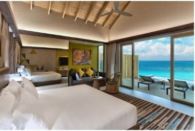 Hard Rock Hotel Opens in the Maldives - TRAVELINDEX