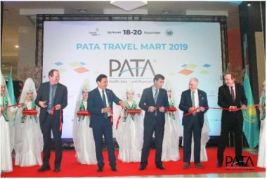 Kazakhstan Welcomes over 1,200 Delegates to PATA Travel Mart - TRAVELINDEX