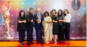 PATA CEO Mario Hardy Awarded Travel Personality of The Year Awards