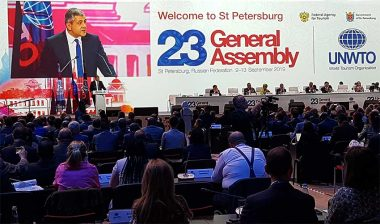UNWTO General Assembly Opens and Adopts Global Convention on Tourism Ethics - TRAVELINDEX