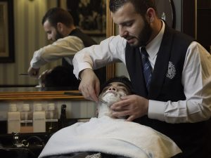 Anantara Siam Welcomes the World's Oldest Barbershop