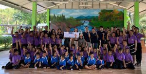 Best Western Hotels on Social Mission, Changing Young Lives in Thailand's Chanthaburi Province