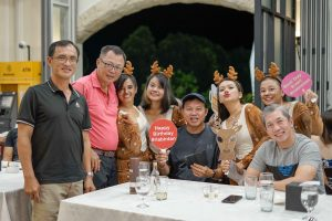 Ria Bintan Golf Club Celebrates 21 Years with Festivity and Fun