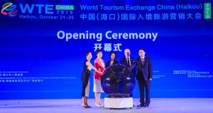 Experts at the WTE China in Haikou Discuss the Future of China's Inbound Tourism Market