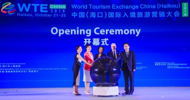 Experts at the WTE China in Haikou Discuss the Future of China's Inbound Tourism Market - TRAVELINDEX
