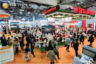Business Exceeding Past Years Performances at ITB Asia 2019 - TRAVELINDEX