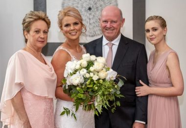 Alain-Saint-Ange - Congratulations to Christine St.Ange & Steve Mitchell - Travelindex