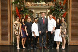Anantara Siam Bangkok Gets Brand New Gourmet Café
