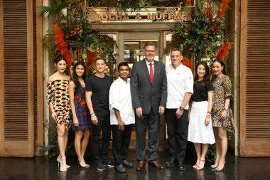 Anantara Siam Bangkok Gets Brand New Gourmet Café - TRAVELINDEX