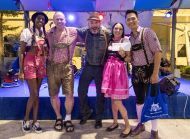 Oktoberfest at Phuket Boat Lagoon Resort Phuket, Perfect Venue for Events and Team Building Activities - TRAVELINDEX