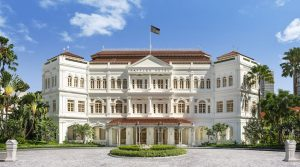 Iconic Raffles Hotel Singapore Officially Marks its Returns