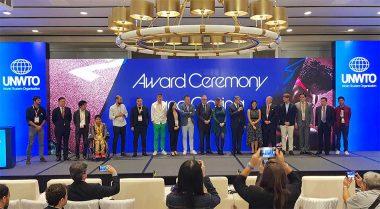 UNWTO - GTEF - World's Most Disruptive Sports Tourism Start-Ups Celebrated at GTEF - TRAVELINDEX