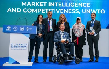 UNWTO Promotes Universal Accessibility and the Use of Technology in Urban Destinations - TRAVELINDEX