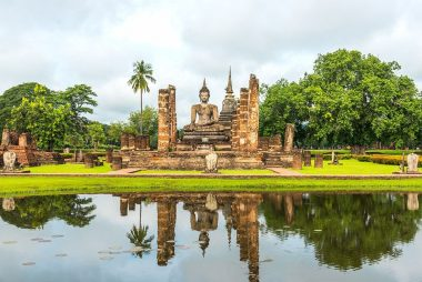 Bangkok and Sukhothai New Creative Cities by UNESCO - TRAVELINDEX