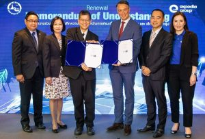 TAT with Expedia and UNESCO Launch Sustainable Tourism Pledge