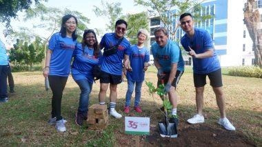 We Walk Because We Care, Charity Walk by Ramada Plaza Wyndham Melaka - TRAVELINDEX