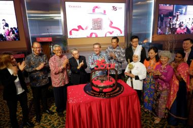 Ramada Plaza by Wyndham Melaka Celebrates 35 Year Milestone - TRAVELINDEX
