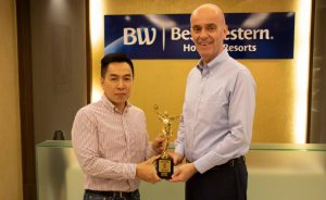 BWH Hotel Group Named One of Asia's Top Hotel Chains at NOW Travel Asia Awards