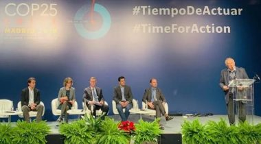 Championing Climate Friendly Travel at COP25 - SUSTAINABLA FIRST - TRAVELINDEX