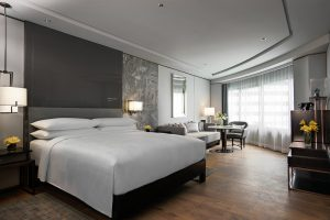 JW Marriott Hotel Bangkok with Exceptional Style and Luxury