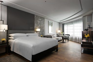JW Marriott Hotel Bangkok with Exceptional Style and Luxury - TRAVELINDEX