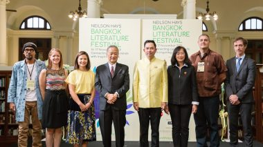 Minister of Culture Presides at the Neilson Hays Literature Festival Opening - TRAVELINDEX