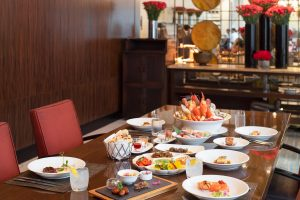 Chinese New Year Festivities at Anantara Siam Bangkok Hotel