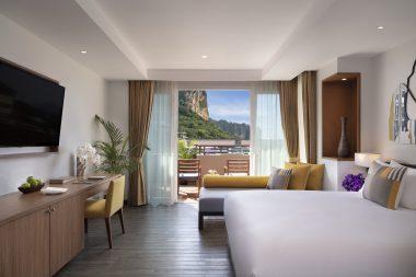 Avani Ao Nang Cliff Krabi Resort Opens - TRAVELINDEX