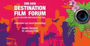 Finalists for Asia Destination Film Awards Announced