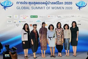 Over 1,000 Female Leaders to Attend 2020 Global Summit of Women in Bangkok