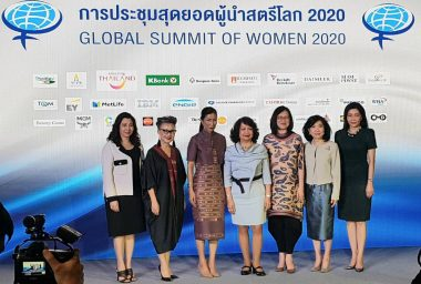 Over 1,000 Female Leaders to Attend 2020 Global Summit of Women in Bangkok - TRAVELINDEX