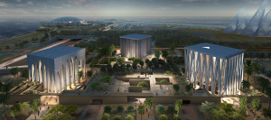 Abu Dhabi Launching the Abrahamic Family House a Synagogue, Mosque and Church in One Place