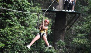 Unforgettable Experience Langkawi's First Zipline Eco Adventure Park