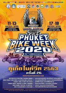 Phuket Bike Week Celebrates 26th Anniversary at Phuket Boat Lagoon - TRAVELINDEX